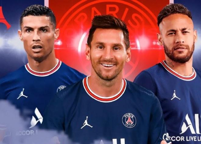 """Ronaldo không về PSG đá cặp Messi, """"chấm"""" 2 bến đỗ bất ngờ nếu rời Juventus - 1"""