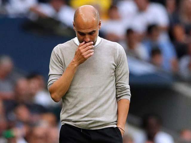 Man City tung đội hình đắt nhất lịch sử vẫn thua, Guardiola lo sợ điều này - 1