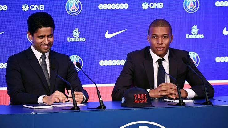 Mbappe không muốn đá cặp Messi, gặp Chủ tịch PSG đòi đến Real Madrid - 4