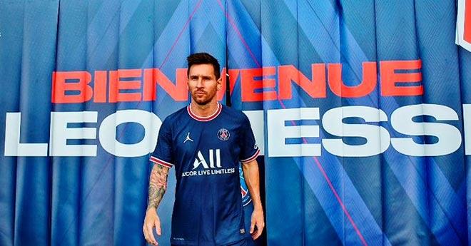 """Đặt cửa Ronaldo đến PSG đá cùng Messi có còn là chuyện """"điên rồ""""? - 1"""
