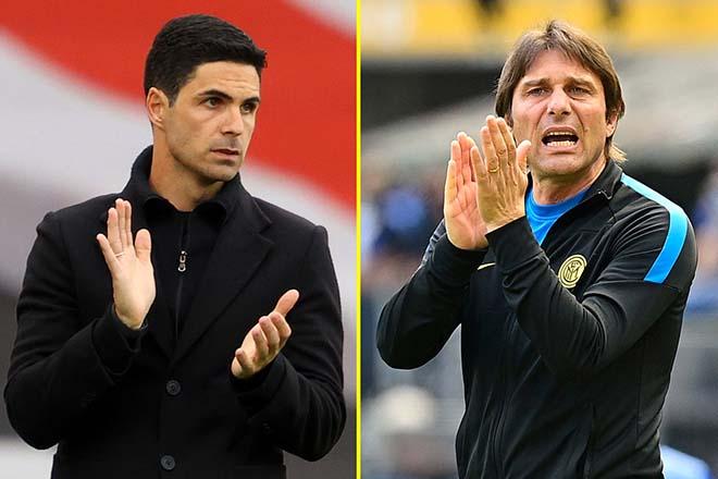 Arsenal âu lo đại chiến Chelsea: Arteta dễ bị sa thải, Conte chờ thay thế - 1