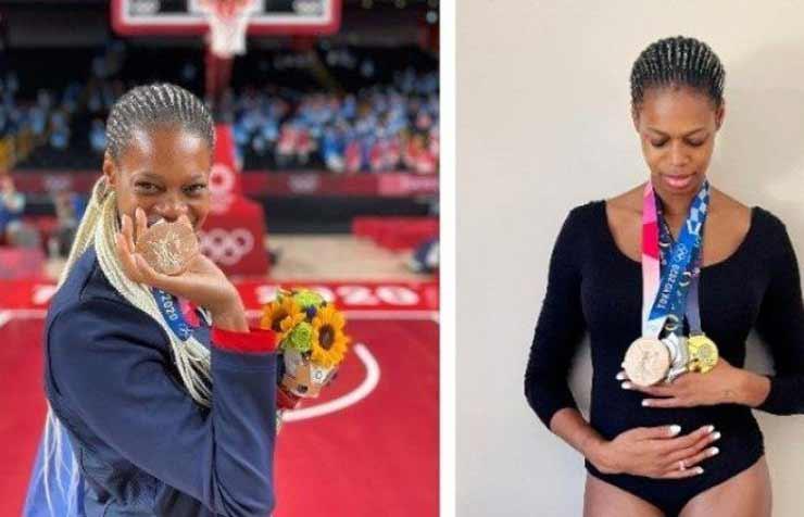 Nóng nhất thể thao tối 17/8: SAO nữ ẵm huy chương Olympic giấu việc mang thai 3 tháng - 1