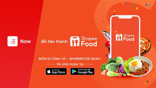 """Now đổi tên thành ShopeeFood, """"mạnh tay"""" tung loạt khuyến mãi và minigame hấp dẫn cho người dùng - 1"""
