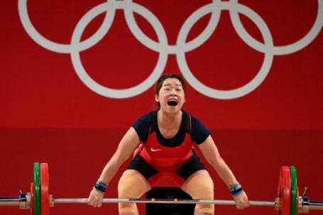 IOC cân nhắc loại cử tạ khỏi Thế vận hội