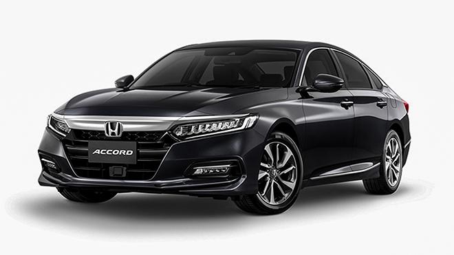 Honda Accord phiên bản nâng cấp ra mắt, thay đổi nhẹ liệu có hút khách - 1