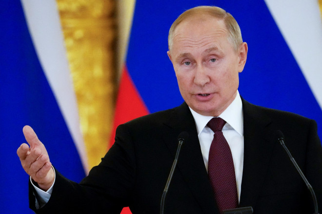 Afghanistan: Tổng thống Putin dội gáo nước lạnh vào phương Tây - 1