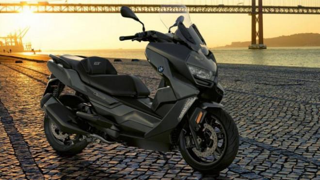 Ra mắt bộ đôi xe tay ga du lịch BMW Motorrad C400X và C400GT 2021 - 1
