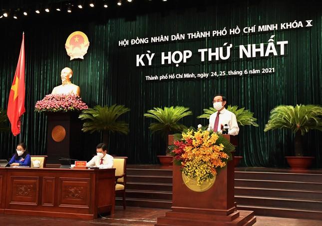 Giới thiệu ông Phan Văn Mãi để bầu làm Chủ tịch TPHCM thay ông Nguyễn Thành Phong - 1