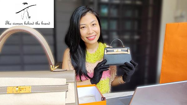"""Alyssa Nguyễn: """"Tìm kiếm những chiếc túi hàng hiệu không phải là một bài toán khó"""" - 1"""