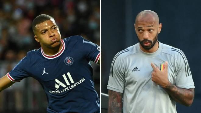 """Tin mới nhất bóng đá tối 24/8: Henry bảo vệ Mbappe trước """"bão"""" dư luận - 1"""