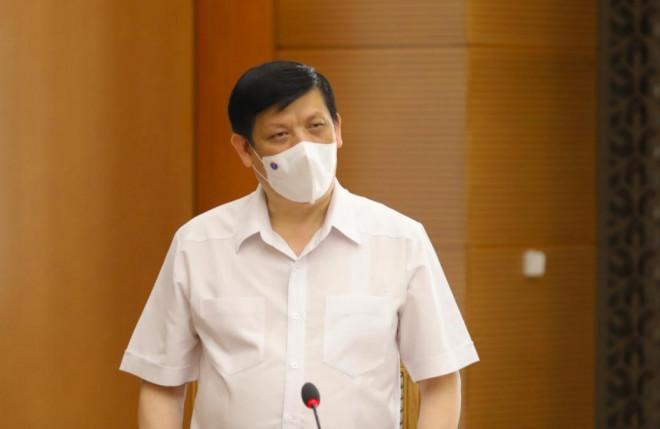 Bộ trưởng Bộ Y tế nói về tín hiệu khả quan khi xét nghiệm toàn TP.HCM - 1