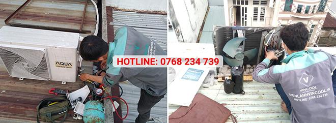 Dịch vụ sửa máy lạnh tại nhà chuyên nghiệp chỉ trong 30 phút - 1
