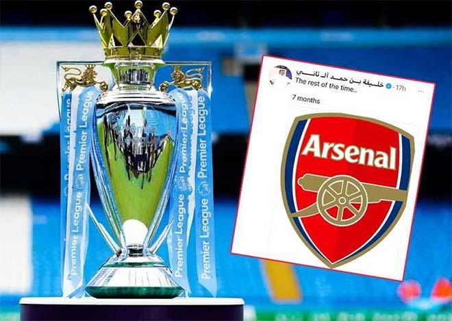 Choáng váng chủ PSG vung 7,5 tỷ bảng mua Arsenal, muốn có Haaland & Conte - 1