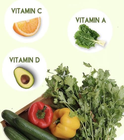 Những loại vitamin cần bổ sung để có mái tóc như mây mùa hạ - 3