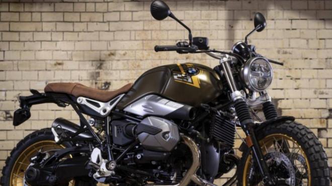 Mô tô đường phố BMW Motorrad R nineT 2021 chính thức ra mắt - 1