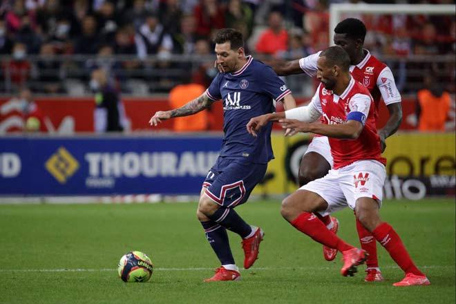 Messi ra mắt PSG khiến Henry choáng, chơi đẹp với 2 đồng hương - 1