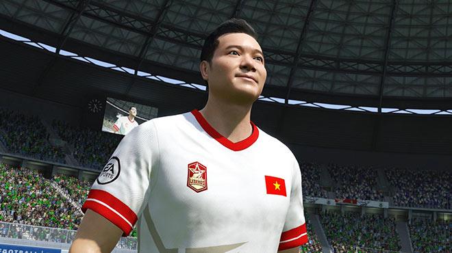 Nguyễn Hồng Sơn - Huyền thoại được yêu mến tại bóng đá Việt Nam được tái hiện trong FIFA Online 4 như thế nào? - 1