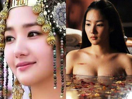 Loạt phim Hàn Quốc gây tranh cãi vì cảnh khoe thân quá táo bạo - 1