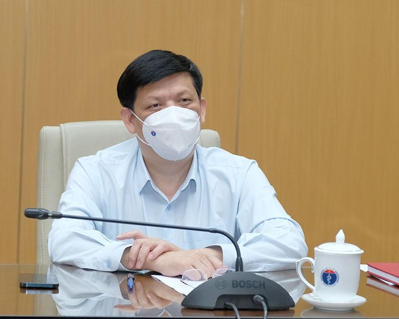 Bộ trưởng Y tế yêu cầu tăng cường các biện pháp kiểm soát dịch COVID-19 dịp lễ 2/9 - 1