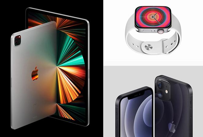 Khái niệm Apple Watch Series 7 xuất hiện, khiến iFan trầm trồ - 1