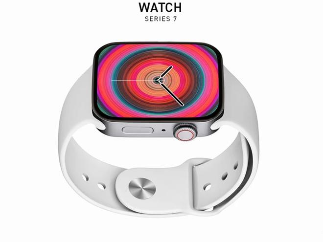 Khái niệm Apple Watch Series 7 xuất hiện, khiến iFan trầm trồ - 3