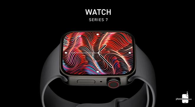 Khái niệm Apple Watch Series 7 xuất hiện, khiến iFan trầm trồ - 5