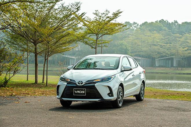 Mua xe Vios trong tháng 9 nhận ngay ưu đãi lên đến 26,5 triệu đồng - 1