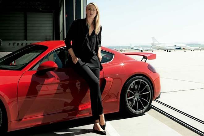 Sharapova xinh đẹp 11 năm liên tiếp kiếm tiền giỏi nhất, giàu có cỡ nào? - 1