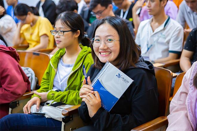Thế giới VUCA - nguồn lực trẻ và Viện nghiên cứu phát triển nguồn lực Việt (IRDM) - 1