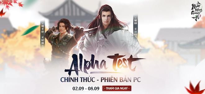 300.000 game thủ chuẩn bị trải nghiệm Alpha Test của Nhất Mộng Giang Hồ - 1