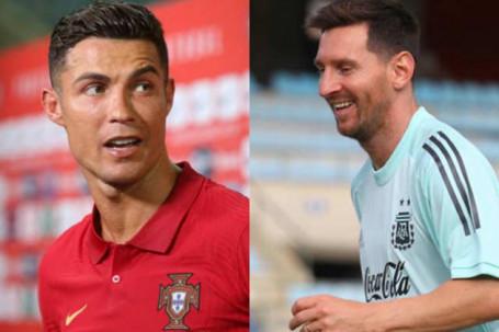 """Ronaldo, Messi đứng trước kỷ lục: Người sắp vượt """"Vua"""" Pele, kẻ mơ thống trị Cúp C1"""