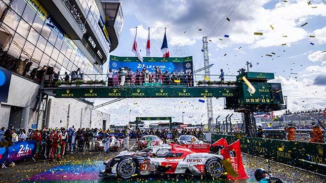 """Đua xe thế giới: """"Chặng đua"""" Bỉ nhận nhiều """"gạch đá"""", Le Mans 24h có """"tân vương"""" - 6"""