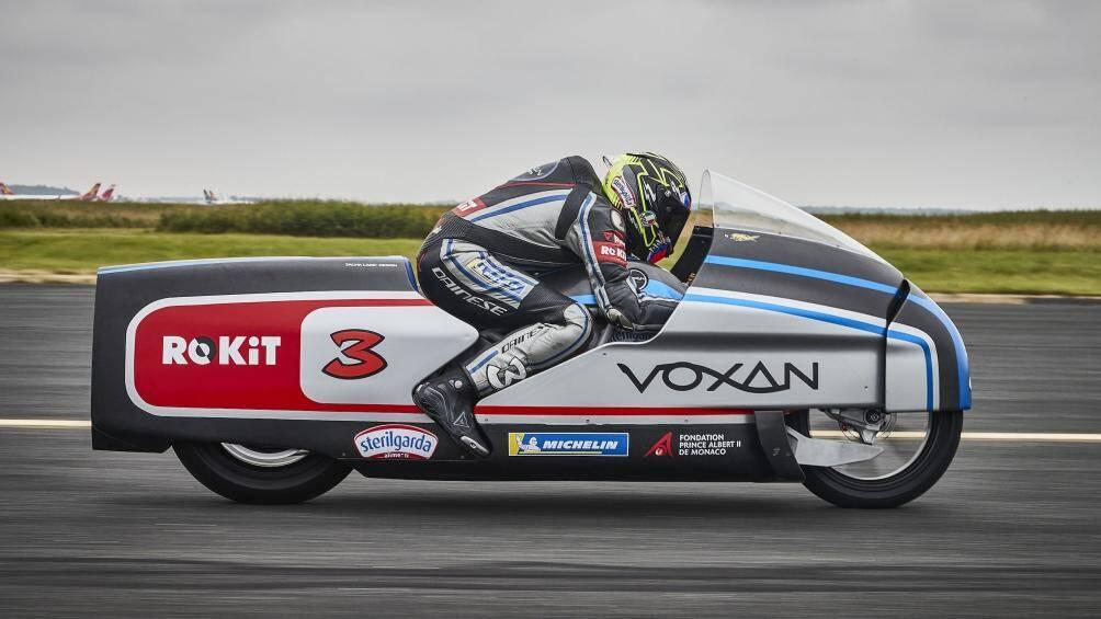 Top 10 xe mô tô điện nhanh nhất thế giới hiện nay - 1
