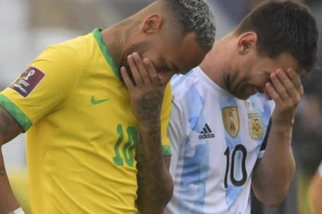 Chấn động trận Brazil - Argentina bị hủy: Nghi án có âm mưu từ nước chủ nhà