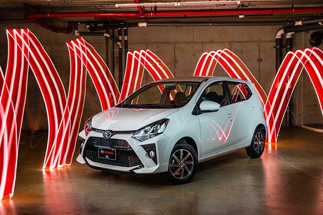 Giá xe Toyota Wigo lăn bánh tháng 9/2021 - 1