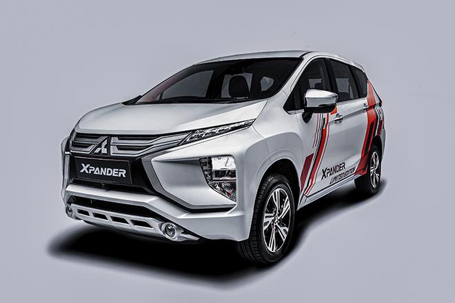 Mitsubishi Xpander có thêm bản đặc biệt tại Việt Nam, giá bán 630 triệu đồng - 1
