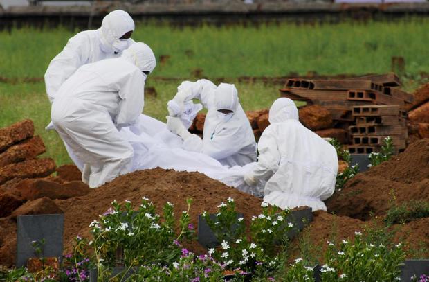 """Ấn Độ chạy đua kiểm soát virus """"sát thủ"""" hơn cả SARS-CoV-2 - 1"""