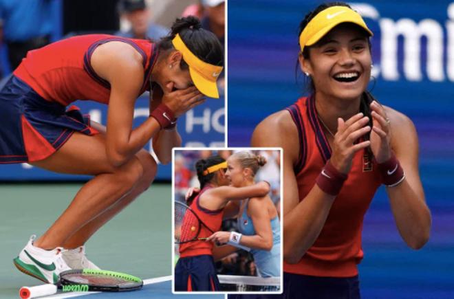 Người đẹp 18 tuổi lập kì tích US Open, tennis Mỹ khủng hoảng sau 140 năm - 1