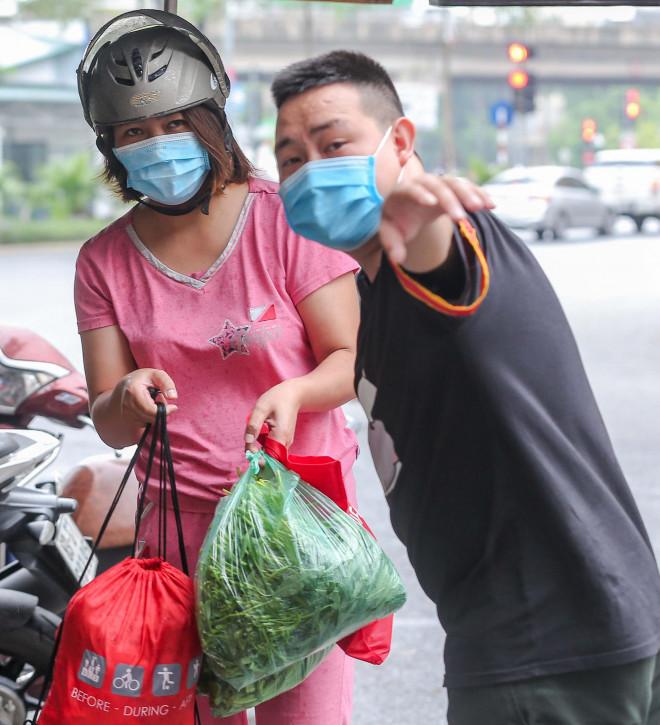 CLIP: Phong toả tạm thời khu vực chợ Đại Từ với 1.200 dân - 4