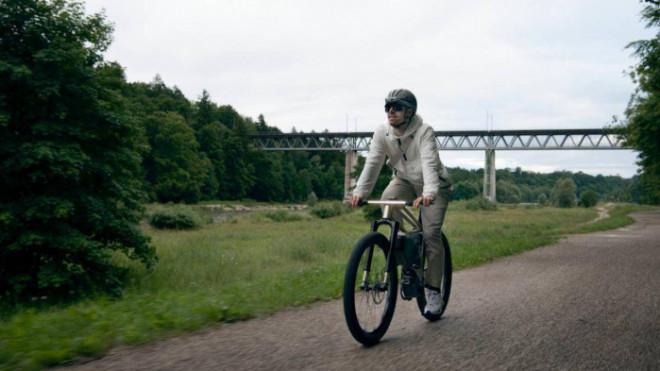 Ra mắt xe đạp điện BMW có trang bị mở khoá bằng nhận diện gương mặt - 1