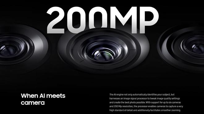 Sốc: Samsung hướng đến cảm biến ảnh siêu khủng 576 MP - 1