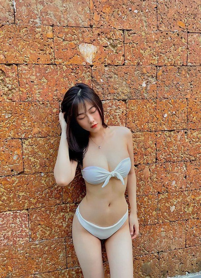 """9X xu Hue 241521052 842197976485843 1079955436358265063 n 1631094927 660 width640height885 9X xứ Huế """"không cao nhưng vẫn khiến người khác phải ngước nhìn"""" vì tỷ lệ body hoàn hảo"""