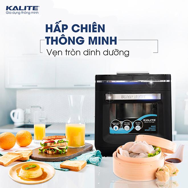 Công nghệ nồi chiên hơi nước thông minh ra mắt thị trường Việt Nam - 1