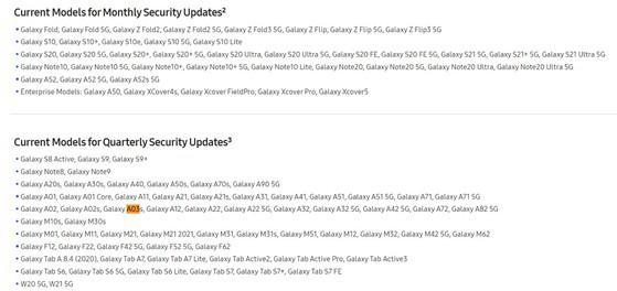 2 mẫu điện thoại Samsung bị ngừng hỗ trợ cập nhật hoàn toàn - 1