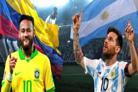 Nhận định vòng loại World Cup: Argentina - Brazil giận dữ, Messi - Neymar đua tài