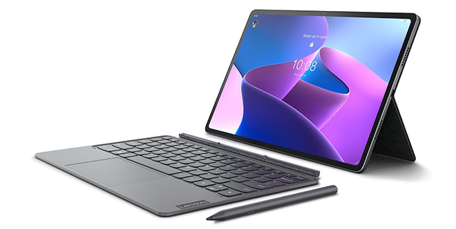 """Lenovo ra mắt cặp máy tính bảng 5G chip """"khỏe"""", giá tốt - 1"""
