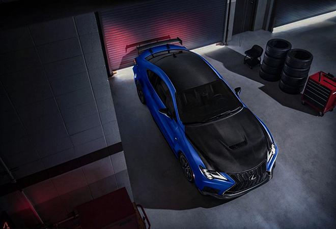 Lexus giới thiệu bộ đôi xe hiệu suất cao RC F và RC F Fuji hoàn toàn mới - 1