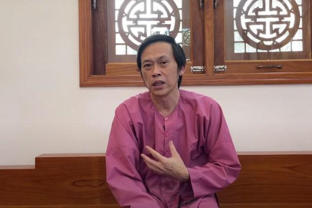 """Xôn xao clip danh hài Hoài Linh nói """"sẽ làm lại nghề"""" sau ồn ào từ thiện miền Trung - 1"""