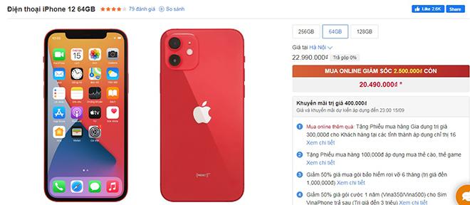 """Top smartphone """"chất"""" đang giảm giá đậm nhất tháng 9 này - 1"""