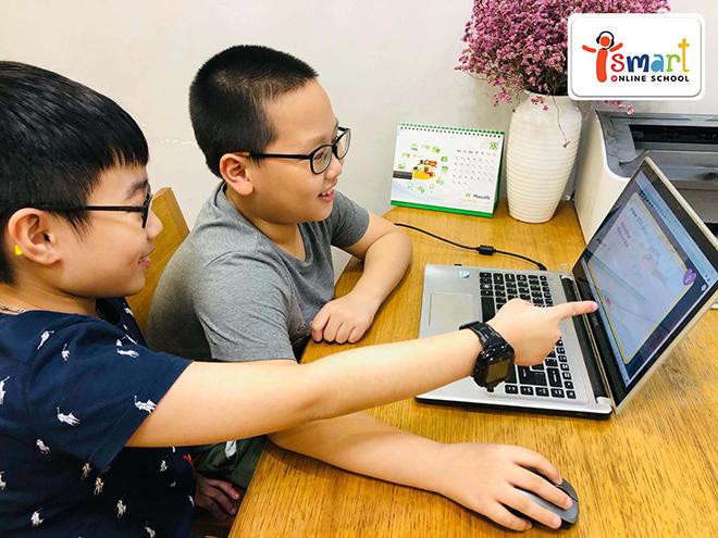 Ra mắt trường trực tuyến dạy tiếng Anh thông qua môn Toán và Khoa học - 1